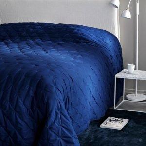 Jotex Coastal Päiväpeite Kapeaan Sänkyyn Sininen 180x260 Cm