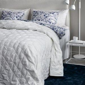 Jotex Coastal Päiväpeite King Size Sänkyyn Valkoinen 360x360 Cm