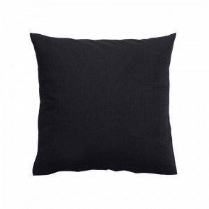 Jotex Colour Tyynynpäällinen Ekologinen Musta 50x50 Cm