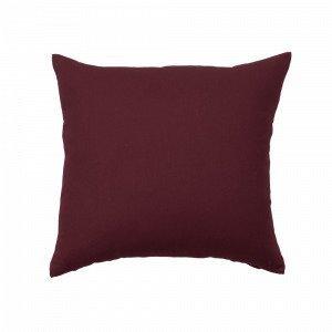 Jotex Colour Tyynynpäällinen Ekologinen Punainen 50x50 Cm