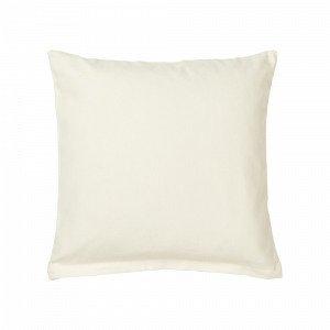 Jotex Colour Tyynynpäällinen Ekologinen Valkoinen 50x50 Cm