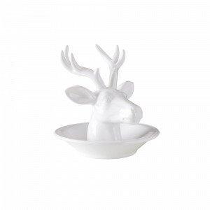 Jotex Deer Vati Valkoinen