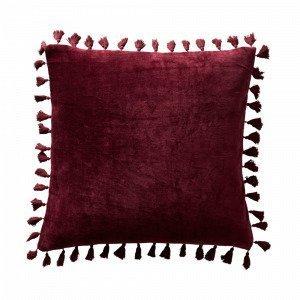 Jotex Frasse Tyynynpäällinen Punainen 50x50 Cm