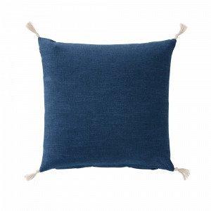 Jotex Kursiv Tyynynpäällinen Sininen 45x45 Cm