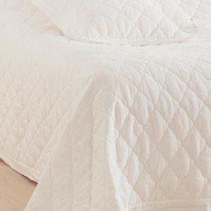 Jotex Marceli Päiväpeite Parisänkyyn Valkoinen 260x260 Cm