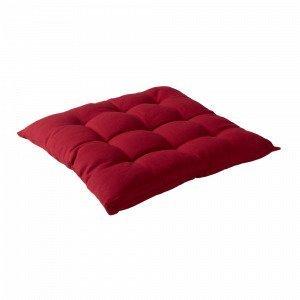 Jotex Nice Istuintyyny Punainen 40x40 Cm