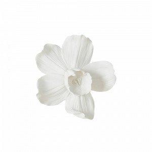Jotex Orchid Seinäkoriste Pieni Valkoinen