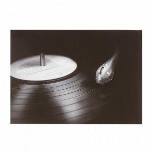 Jotex Vinyl Juliste Musta 70x50 Cm
