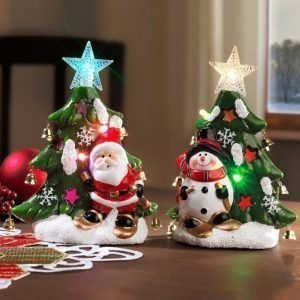 Joulukoriste 2-Pakkaus Monivärinen