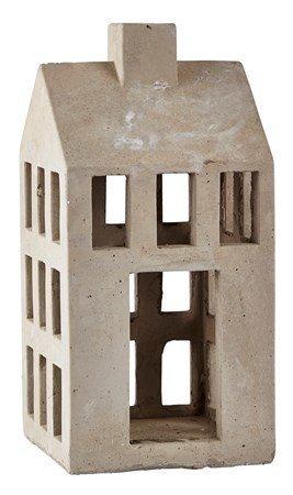 KJ Collection Koriste Sementti Harmaa 28 cm