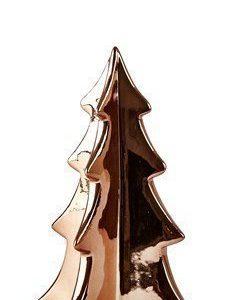 KJ Collection Koriste-esine Keramiikka Pronssi 17 cm