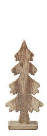 KJ Collection Koriste-esine Puu/Luonnollinen 19 cm