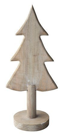 KJ Collection Koriste-esine Puu/Naur 41 cm
