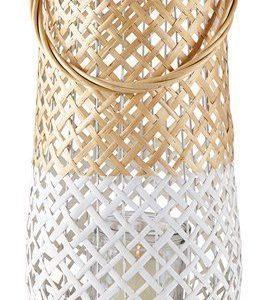 KJ Collection Lyhty Luonnollinen/Valkoinen 51 cm