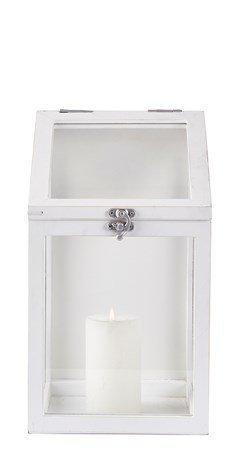 KJ Collection Lyhty Valkoinen 32