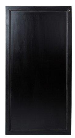 KJ Collection Taulu Puu Musta 160x80 cm
