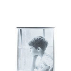 KJ Collection Taulunkehys Hopea/Lasi 24x18 cm