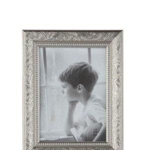 KJ Collection Taulunkehys Lasi/Hopea 18x13 cm