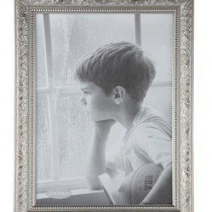 KJ Collection Taulunkehys Lasi/Hopea 30x21 cm