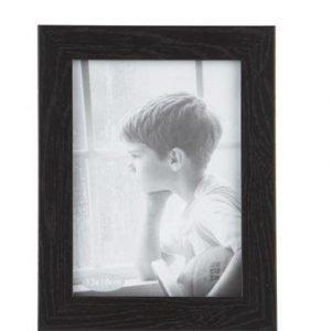 KJ Collection Taulunkehys Lasi/Musta 13x18 cm