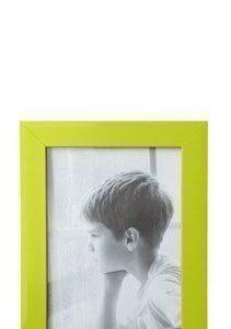 KJ Collection Taulunkehys Lime 15x10 cm