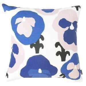 Kauniste Orvokki Tyynynpäällinen Sininen