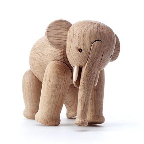Kay Bojesen Denmark Elefantti Tammi