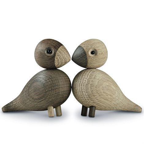 Kay Bojesen Denmark Lovebirds 2 kpl