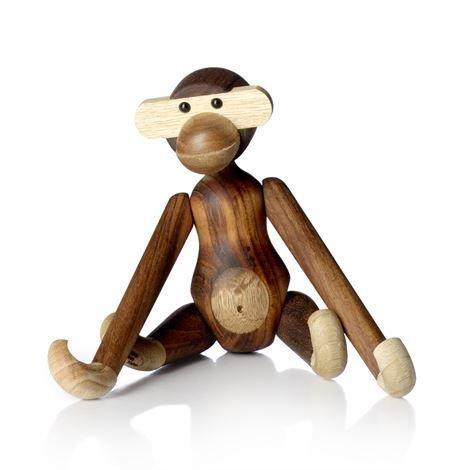 Kay Bojesen Denmark Puinen Apina Apina 20 cm