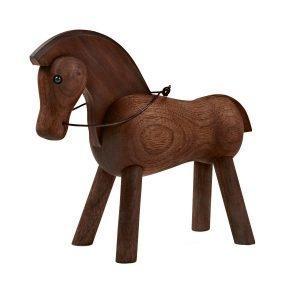 Kay Bojesen Hevonen Puuhahmo Pähkinä
