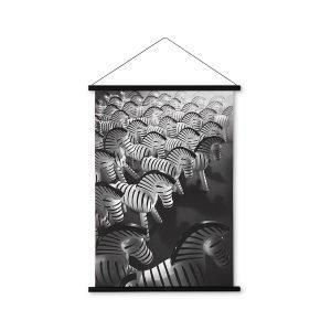 Kay Bojesen Zebra Taulu Kuva