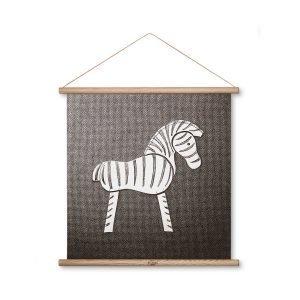 Kay Bojesen Zebra Taulu Maalaus
