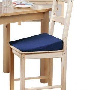Kiilanmallinen Istuintyyny Sininen