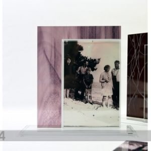 KlaasinterjÖÖr Valokuvakehys Violet