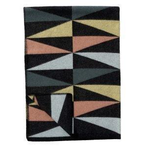 Klippan Yllefabrik Art Deco Villaviltti Mix 130x180 Cm