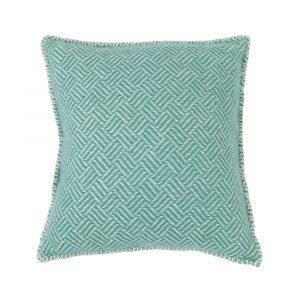 Klippan Yllefabrik Samba Tyynynpäällinen Mint 45x45 Cm