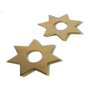Klong Constella Tähden Lisäosa Viiden Pakkauksessa Messinki