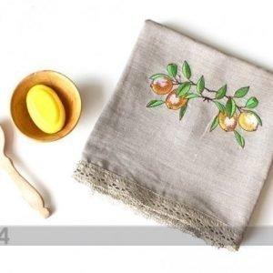 Ko Pellava Pyyheliina Sitruunat