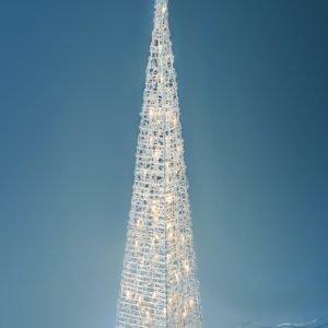 Koodi Led Valopyramidi / Kristallipyramidi 150 Cm