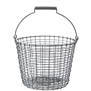 Korbo Metallikori Bucket 16 Galvanoitu