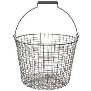 Korbo Metallikori Bucket 24 Galvanoitu