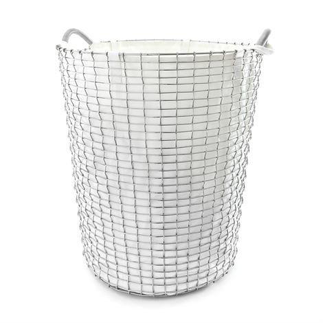 Korbo Pyykkisäkki Korbo Koriin Valkoinen 80 L