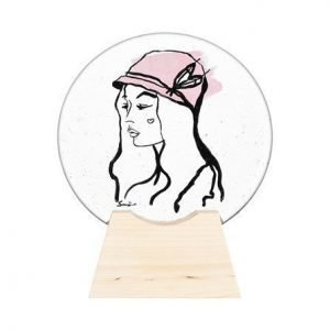 Kosta Boda Lady Hat