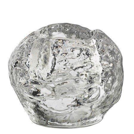 Kosta Boda Lumipallo Kynttilälyhty 7 cm