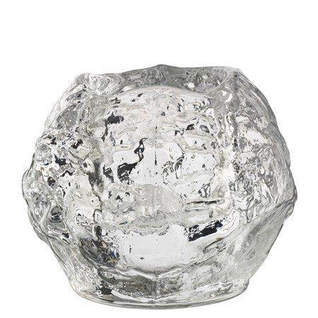 Kosta Boda Lumipallo Kynttilälyhty 9 cm