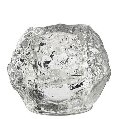 Kosta Boda Snowball Kynttilälyhty Iso