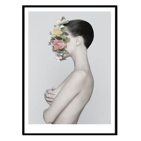 Kreativitum Flower Power Juliste Flower Mask