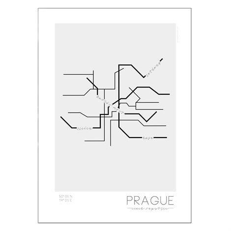 Kreativitum Underground Juliste Prague