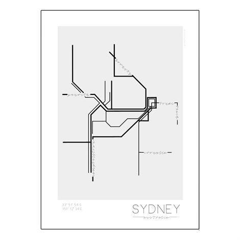 Kreativitum Underground Juliste Sydney