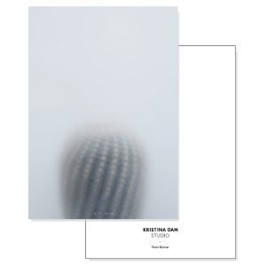 Kristina Dam Ball Cactus I Postikortti